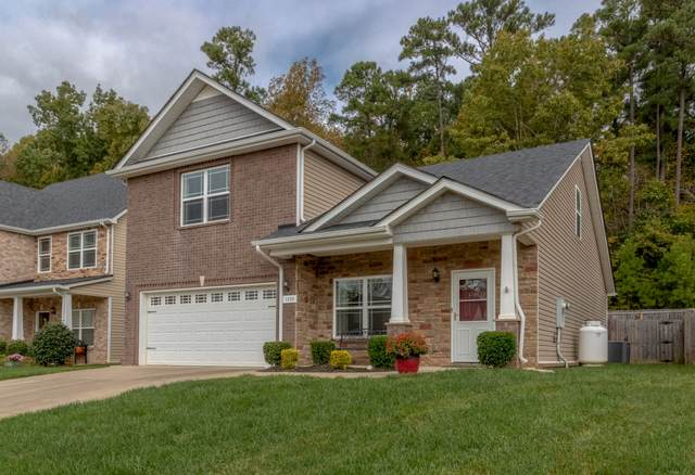 1259 Brigade Dr, Clarksville, TN 37043 (MLS #RTC2302537) :: The Home Network by Ashley Griffith