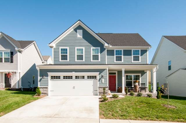 815 Dean Dr, Mount Juliet, TN 37122 (MLS #RTC2302538) :: DeSelms Real Estate