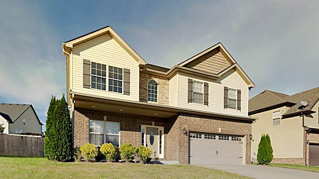 2910 Mcmanus Cir, Clarksville, TN 37042 (MLS #RTC2302547) :: The Home Network by Ashley Griffith