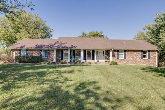 2285 Nashville Hwy, Columbia, TN 38401 (MLS #RTC2302579) :: Candice M. Van Bibber | RE/MAX Fine Homes