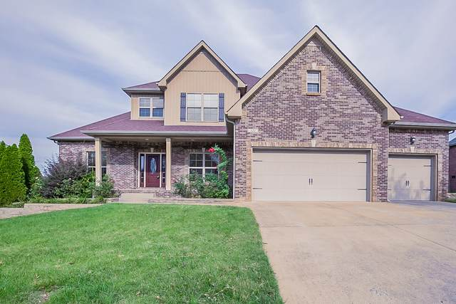 121 Summer Terrace Ln, Clarksville, TN 37040 (MLS #RTC2302600) :: Randi Wilson with Clarksville.com Realty
