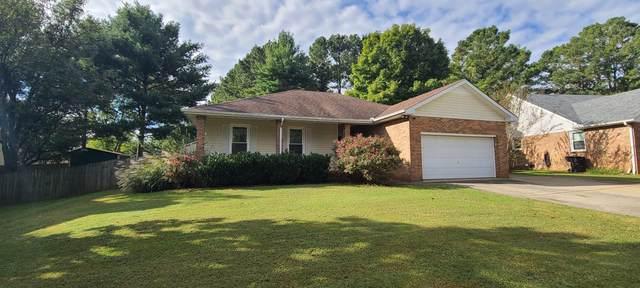 2427 Bennington Dr, Murfreesboro, TN 37129 (MLS #RTC2302632) :: Christian Black Team