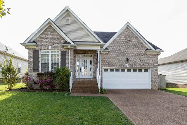 1093 Golf View Way, Spring Hill, TN 37174 (MLS #RTC2302647) :: Re/Max Fine Homes