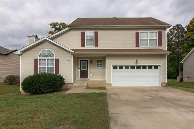 1401 Jenny Ln, Clarksville, TN 37042 (MLS #RTC2302692) :: Re/Max Fine Homes