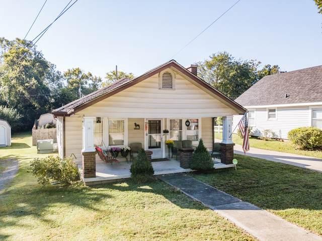 818 Stafford St, Clarksville, TN 37040 (MLS #RTC2302726) :: Tammy Chambers Group