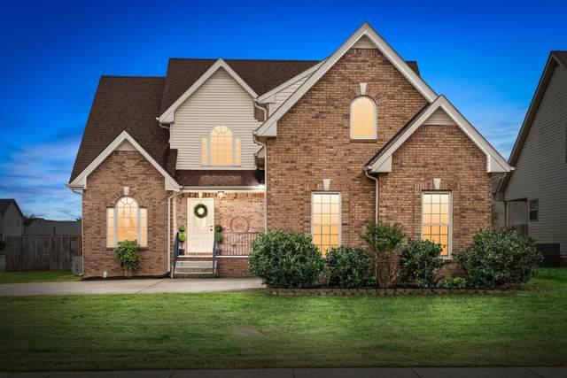 1484 Apache Way, Clarksville, TN 37042 (MLS #RTC2302818) :: John Jones Real Estate LLC