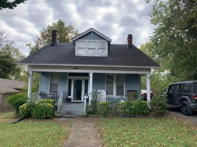 2405 Buchanan St, Nashville, TN 37208 (MLS #RTC2302819) :: EXIT Realty Bob Lamb & Associates