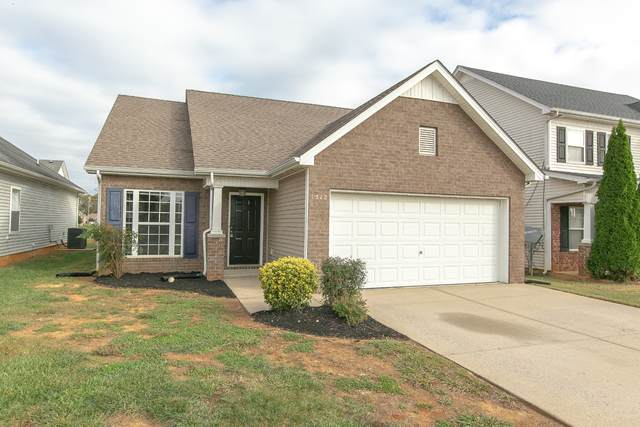 1512 Beaconcrest Cir, Murfreesboro, TN 37128 (MLS #RTC2302821) :: Village Real Estate