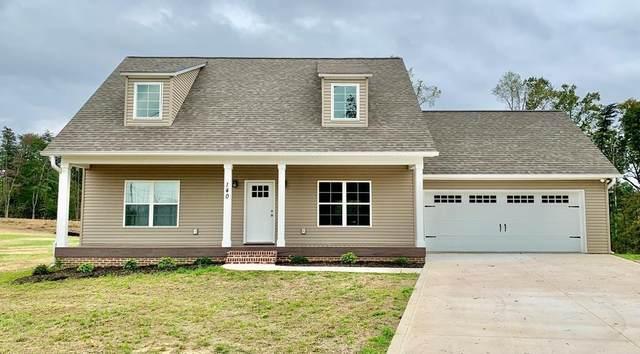 140 Kinniard Rd, Cookeville, TN 38501 (MLS #RTC2302828) :: Team George Weeks Real Estate
