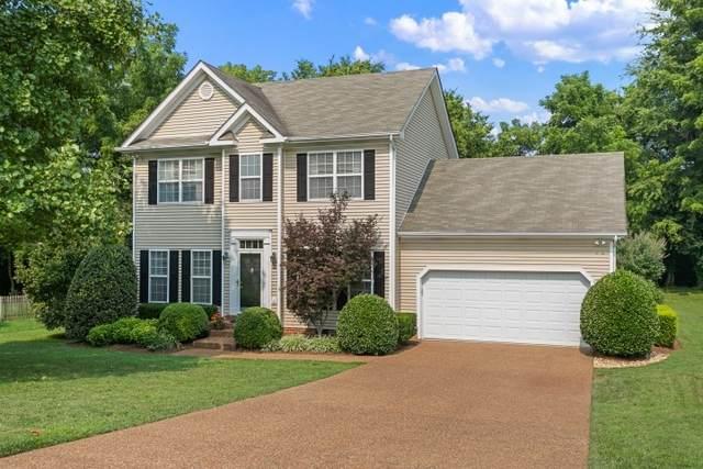 1713 Shetland Ln, Spring Hill, TN 37174 (MLS #RTC2302917) :: Berkshire Hathaway HomeServices Woodmont Realty