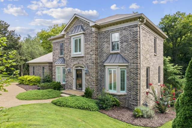 5424 Heather Lane, Brentwood, TN 37027 (MLS #RTC2302953) :: Berkshire Hathaway HomeServices Woodmont Realty