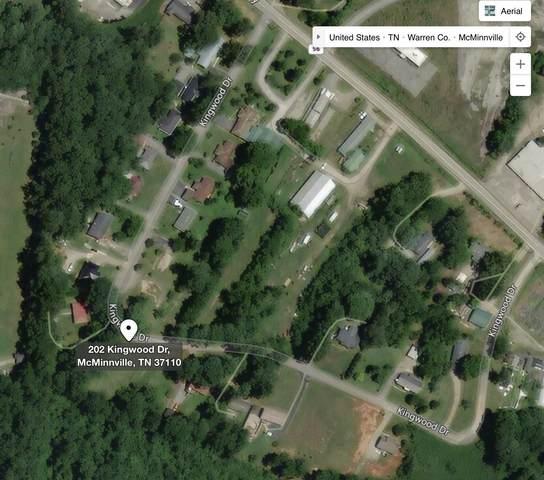 202 Kingwood Drive SE, Mc Minnville, TN 37110 (MLS #RTC2302960) :: Berkshire Hathaway HomeServices Woodmont Realty