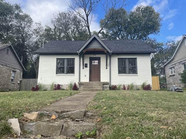 927 W Eastland Ave, Nashville, TN 37206 (MLS #RTC2302983) :: The Godfrey Group, LLC
