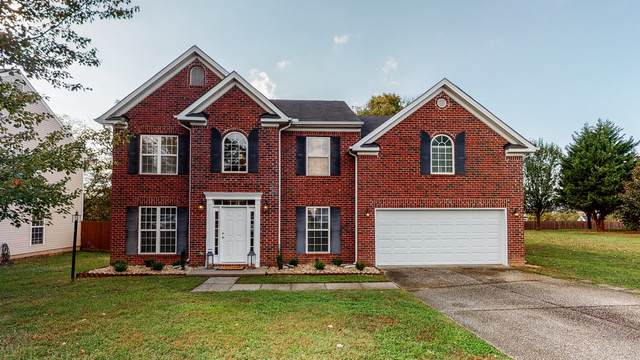 1044 Vanguard Dr, Spring Hill, TN 37174 (MLS #RTC2303028) :: Berkshire Hathaway HomeServices Woodmont Realty