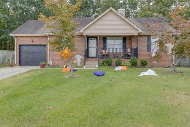 1206 Welsh Dr, La Vergne, TN 37086 (MLS #RTC2303090) :: Village Real Estate