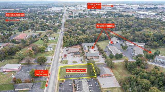 0 Enon Springs Rd E, Smyrna, TN 37167 (MLS #RTC2303115) :: The Huffaker Group of Keller Williams