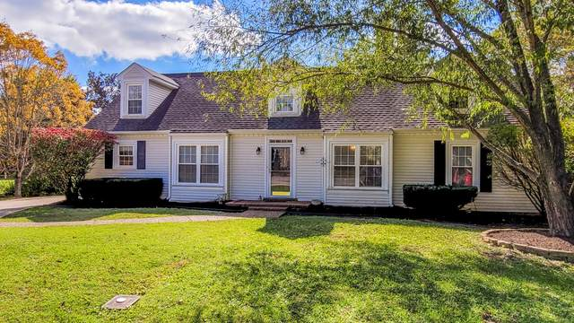 1316 Glade Dr, Franklin, TN 37069 (MLS #RTC2303285) :: Cory Real Estate Services