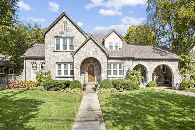1404 South Street, Nashville, TN 37212 (MLS #RTC2303305) :: Berkshire Hathaway HomeServices Woodmont Realty