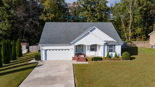 118 Woodridge Dr, Tullahoma, TN 37388 (MLS #RTC2303331) :: Nashville on the Move