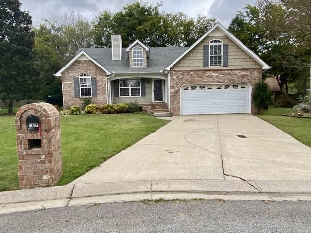2154 Oak Hill Dr, Murfreesboro, TN 37130 (MLS #RTC2303480) :: John Jones Real Estate LLC