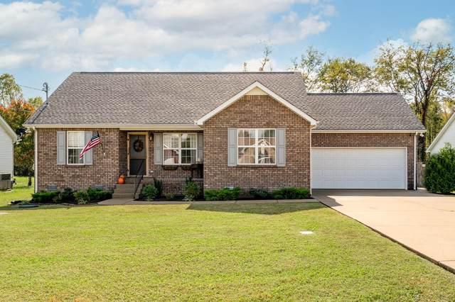 111 Dimaggio Way, Murfreesboro, TN 37129 (MLS #RTC2303509) :: Village Real Estate