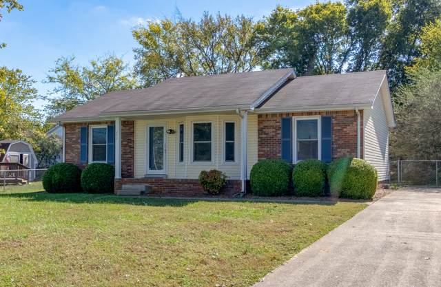 202 Jim Thorpe Dr, Clarksville, TN 37042 (MLS #RTC2303514) :: Village Real Estate