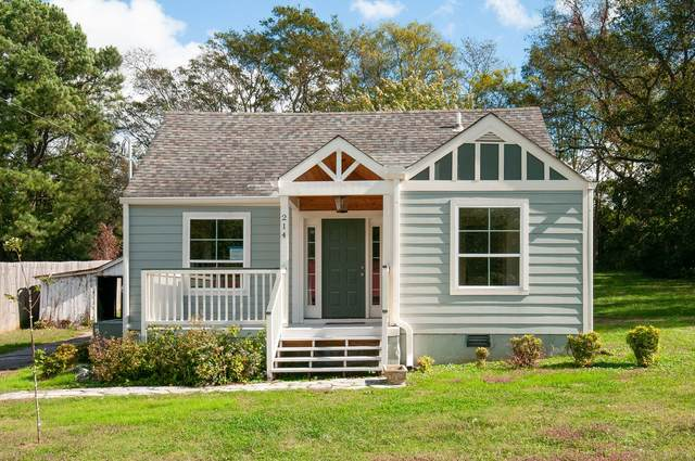 214 Anthony Ave, Old Hickory, TN 37138 (MLS #RTC2303553) :: Village Real Estate