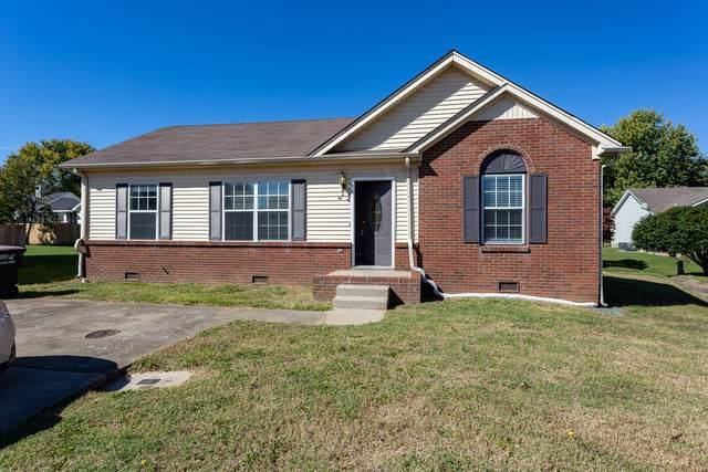 247 Grassmire Court, Clarksville, TN 37042 (MLS #RTC2303558) :: Christian Black Team