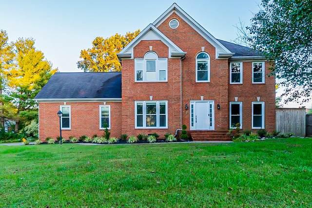 2824 Regenwood Dr, Murfreesboro, TN 37129 (MLS #RTC2303564) :: Village Real Estate