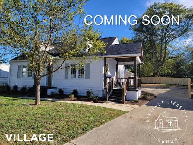 609 S Brittain St, Shelbyville, TN 37160 (MLS #RTC2303577) :: John Jones Real Estate LLC