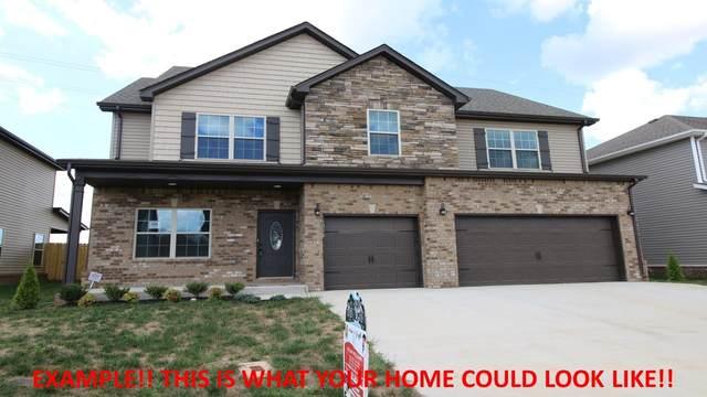 393 Summerfield, Clarksville, TN 37040 (MLS #RTC2303582) :: Kimberly Harris Homes