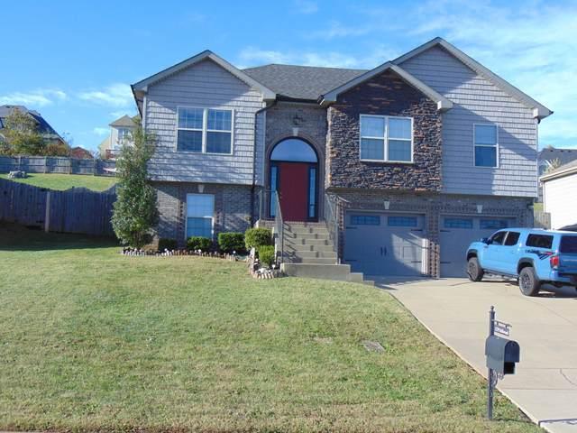 1129 Stillwood Dr, Clarksville, TN 37042 (MLS #RTC2303612) :: Kimberly Harris Homes