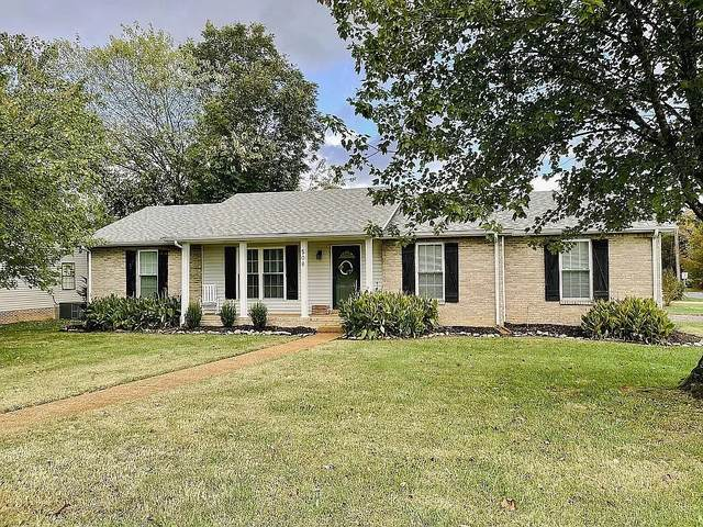 508 Highland Dr, White House, TN 37188 (MLS #RTC2303618) :: Nashville on the Move