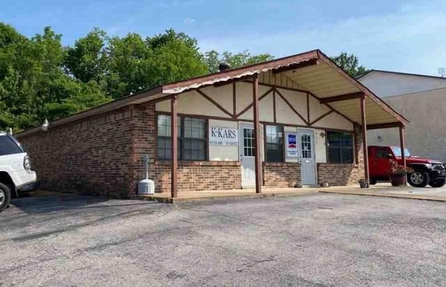 405 E Main St, Hohenwald, TN 38462 (MLS #RTC2303639) :: EXIT Realty Bob Lamb & Associates