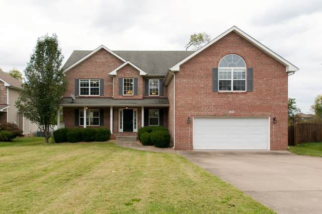 2499 Old Timber Ct, Clarksville, TN 37042 (MLS #RTC2303641) :: EXIT Realty Bob Lamb & Associates