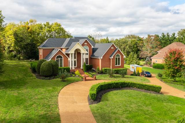 815 Jones Pkwy, Brentwood, TN 37027 (MLS #RTC2303661) :: The Milam Group at Fridrich & Clark Realty