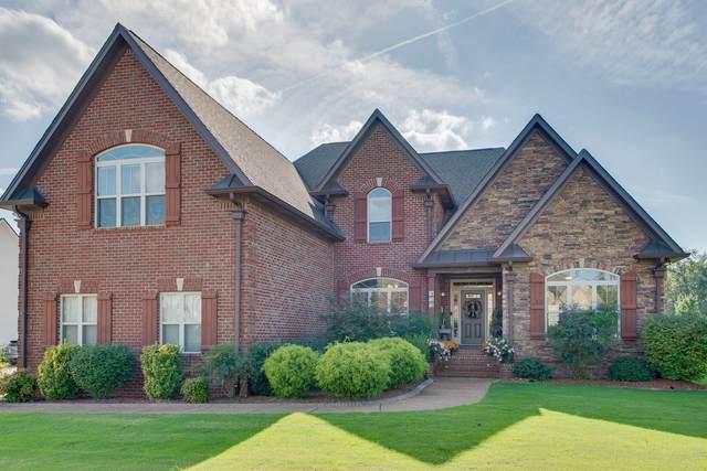 432 Huntington Dr, Lebanon, TN 37087 (MLS #RTC2303671) :: Village Real Estate