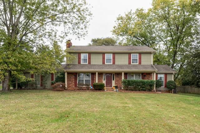 646 Bay Point Dr, Gallatin, TN 37066 (MLS #RTC2303832) :: Candice M. Van Bibber | RE/MAX Fine Homes
