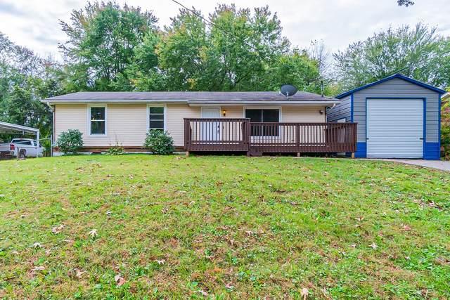 506 Jewel Dr, Clarksville, TN 37042 (MLS #RTC2303833) :: Candice M. Van Bibber | RE/MAX Fine Homes