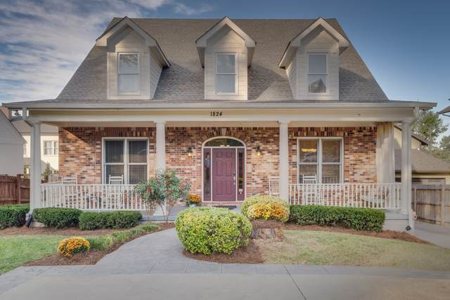1824 Wildwood Ave, Nashville, TN 37212 (MLS #RTC2303852) :: Candice M. Van Bibber | RE/MAX Fine Homes