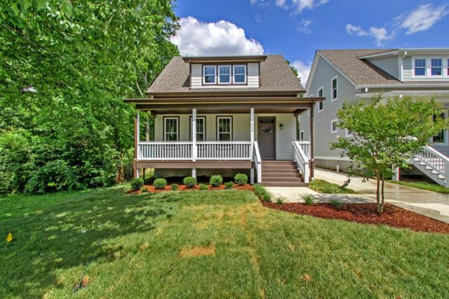 524 A E Bend Dr, Nashville, TN 37209 (MLS #1821906) :: The Milam Group at Fridrich & Clark Realty