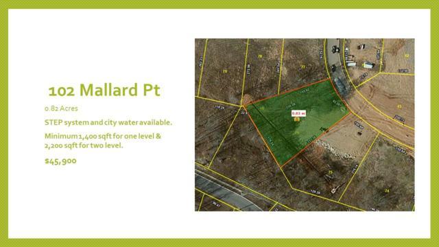 102 Mallard Pt, Lebanon, TN 37087 (MLS #1831928) :: KW Armstrong Real Estate Group