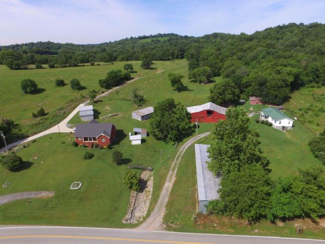 2701 Charity Rd, Lynchburg, TN 37334 (MLS #1836405) :: CityLiving Group