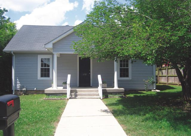4702 Utah Ave, Nashville, TN 37209 (MLS #1836717) :: The Kelton Group