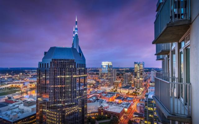 415 Church St Apt 2509 #2509, Nashville, TN 37219 (MLS #1838034) :: KW Armstrong Real Estate Group