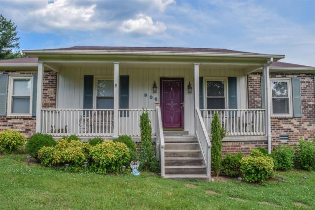 906 Craig St, Gallatin, TN 37066 (MLS #1840059) :: NashvilleOnTheMove | Benchmark Realty