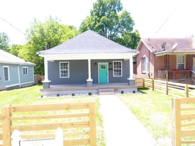 1709 12Th Ave N, Nashville, TN 37208 (MLS #1840274) :: NashvilleOnTheMove | Benchmark Realty