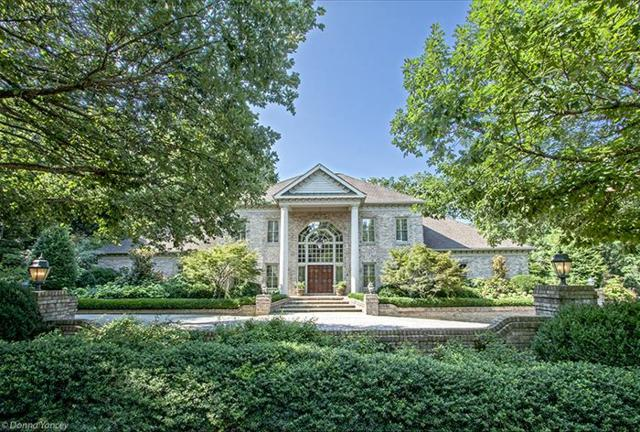 2016 Sunset Hills Ter, Nashville, TN 37215 (MLS #1846628) :: Ashley Claire Real Estate - Benchmark Realty