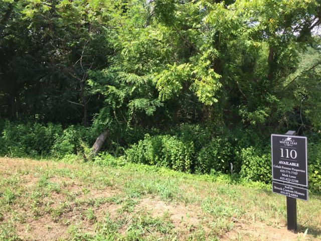 5042 Water Leaf Dr (Lot 110), Franklin, TN 37064 (MLS #1848309) :: Nashville on the Move