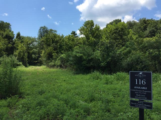 5107 Water Leaf Dr (Lot 116), Franklin, TN 37064 (MLS #1848316) :: Nashville on the Move